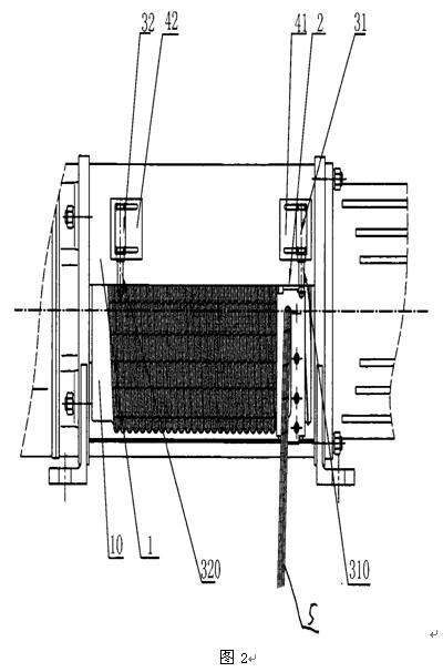 电动葫芦结构示意图_新起点——钢丝绳电动葫芦限位装置-北京市凌鹰起重机械有限公司