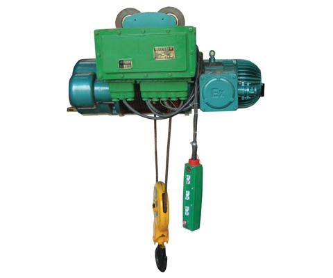 BCD型防爆电动葫lu